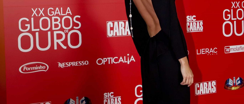 77004308a 14:38 - 16 de Maio de 2016 | Por Mariline Rodrigues com Ana Lemos. Sara  Sampaio voltou a ser distinguida com o Globo de Ouro ...