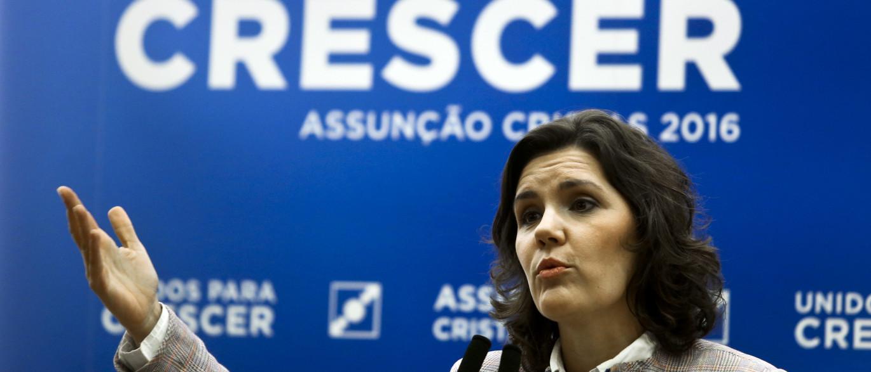 """Eleição de Marcelo """"desmente"""" maioria de esquerda, diz Cristas"""