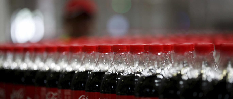 Coca cola menjual empat dari lima top minuman non alkohol sedunia, diantaranya: cocacola, diet coke, sprite, dan fanta