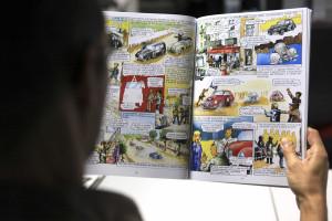 Katsuhiro Otomo vence grande prémio de BD de Angoulême