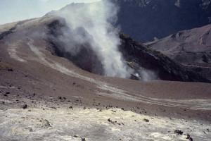 Intensidade do vulcão do Fogo aumentou de nível 1 para 3