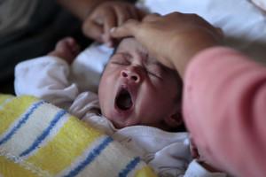 Número de nascimentos desceu pela primeira vez, em 2013