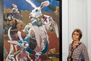 Exposição de Paula Rego recebeu 16 mil visitantes