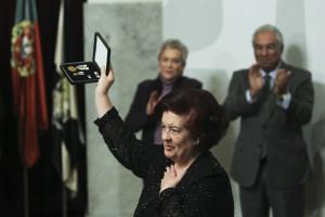Maria Amélia Proença homenageada hoje em Lisboa