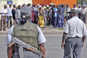 Mulher raptada em Maputo