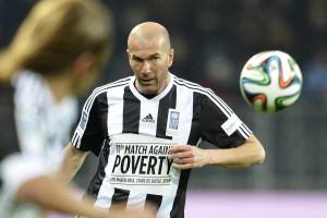 Zidane diz que renúncia de Ribéry deve ser respeitada