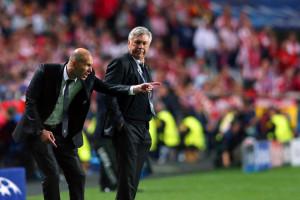 TAS dá razão a recurso de Real Madrid e Zidane pode treinar