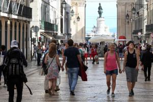 Sentimento económico mantém-se estável na zona euro em maio