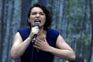 Manuela Azevedo e as suas parelhas apresentam 'Coppia'