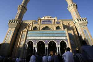 Ataque em mesquita sunita fez pelo menos 32 mortos