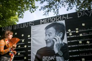 Robin Williams foi cremado e as suas cinzas lançadas ao mar