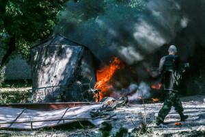 Três civis morrem em bombardeamento em Donetsk