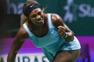 Serena Williams termina época como líder do ranking WTA