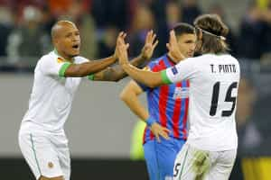 Rio Ave perde no terreno do Steaua e continua sem pontuar na Europa