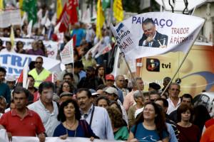 Frente Comum defende demissão do Governo