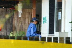 Acusada de homicídio mulher suspeita de esfaquear oito crianças