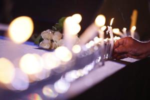 Quatro irmãos morrem em incêndio provocado por uma vela