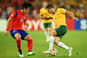 Austrália campeã asiática de futebol pela primeira vez