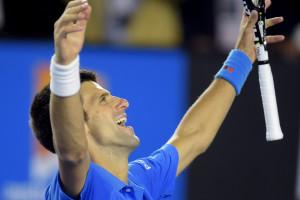 Novak Djokovic vence pela quinta vez