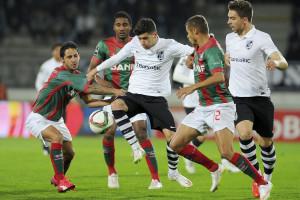 Guimarães vence Marítimo na abertura da 23.ª jornada
