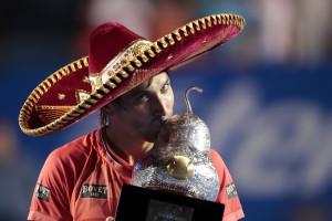 David Ferrer vence pela quarta vez torneio de Acapulco