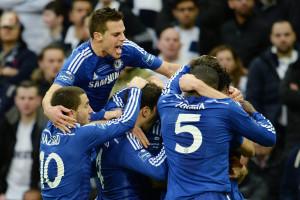 Chelsea de José Mourinho conquista Taça da Liga