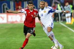 Albânia vence Arménia por sofrido 2-1