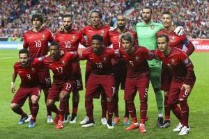 Portugal 'perde' Fonte, Quaresma e William para Cabo Verde