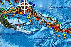 Ameaça de tsunami após sismo de magnitude 7,4
