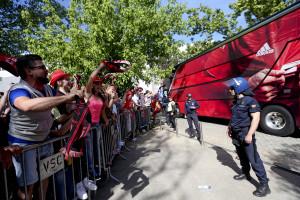 PSP não vai reforçar meios na Luz para o jogo de sábado entre Benfica e Marítimo