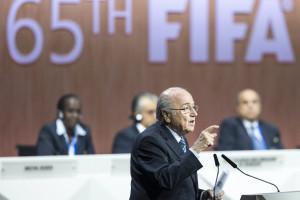 FIFA apresenta lucro de 310 milhões no quadriénio 2011/2014