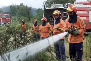Incêndio de Silves dominado pelos bombeiros