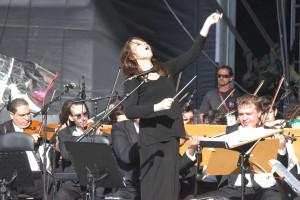 Joana Carneiro dirige concerto inaugural da temporada de S. Carlos