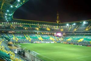 Já se joga em Alvalade a partida entre Sporting e Académica
