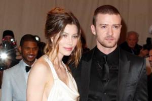Justin Timberlake deseja feliz aniversário a Jessica Biel