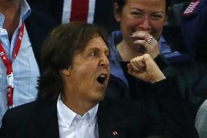 Paul McCartney é fã dos espectáculos de Kanye West e Jay-Z