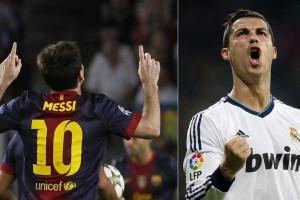 O duelo Ronaldo-Messi e muito mais