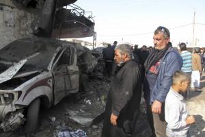 Um morto e 15 feridos em atentado bombista em Cabul