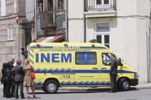 Operador de telecomunicações eletrocutado fica ferido com gravidade