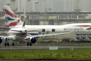 Piloto inglês quis fazer cair avião após matar mulher