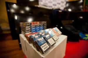 Apreendidos sete milhões de cigarros avaliados em 1,5 milhões