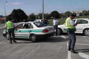 GNR deteve 100 pessoas por condução sob efeito do álcool