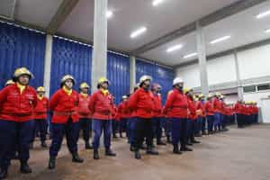 Corporações de bombeiros vão receber aumento mínimo de 3%