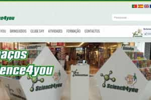 Science4you cria smartphone dedicado aos mais novos