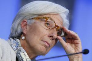 FMI renova confiança na diretora-geral Christine Lagarde