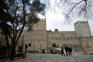 Castelo de São Jorge deve atingir este ano 1,2 milhões de visitantes