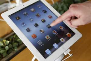 Apple prepara lançamento de novo iPad