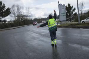 GNR detetou 617 condutores em excesso de velocidade