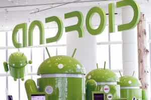 Vírus ataca Android