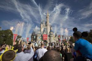 Disney quer usar drones nos parques temáticos
